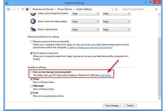 TeamViewer windows SystemSettings